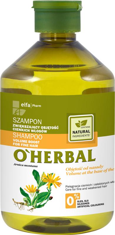 O'Herbal_szampon_objetosc